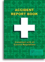 buy accident report book