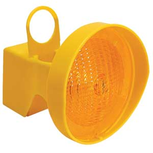 Static Cone Light BS3143  safety sign
