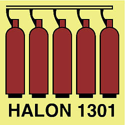halon battery