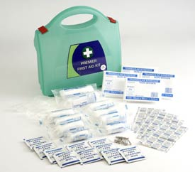 Premier 10 Person First Aid Kit