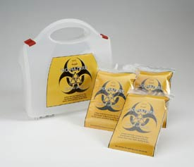 Multi Bio-Hazard Clean-up Kit