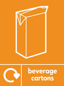 Beverage cartons recycle