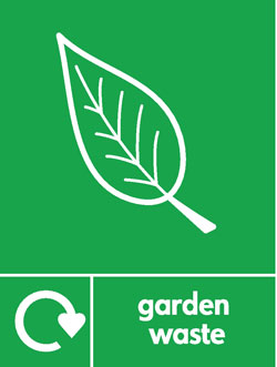 Garden waste recycle
