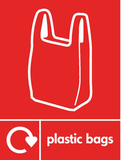 Plastic bags recycle