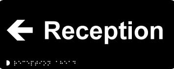 Reception Arrow Left