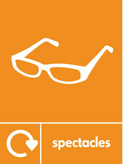 Spectacles recycle