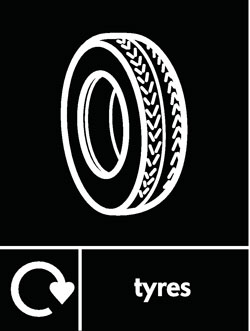 Tyres recycle
