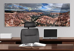 Bryce Canyon - Office Art on Acrylic