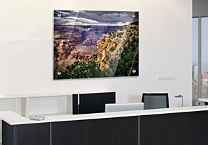 The Grand Canyon - Office Art on Acrylic