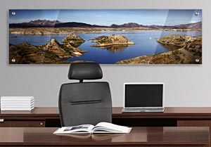 Lake Mead - Office Art on Acrylic