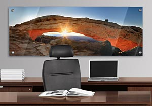 Mesa Arch - Office Art on Acrylic