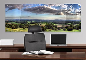 Newlands Corner - Office Art on Acrylic